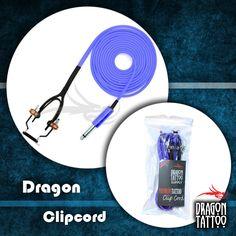 Dragon Tattoo Premium ürünleriyle dövme sanatçılarının en büyük tedarikçisi olmaya devam ediyor. Yeni ürünümüz Dragon Clipcord (Elektrik Kablosu) N.4 şimdi kaçırılmayacak fiyata!  http://www.dovmemalzemesi.net/?urun-2717-dragon-clipcord---elektrik-kablosu---n-4-mavi-yeni