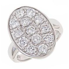 Bella's Twilight Oval Engagement Ring