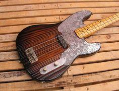 Bass of the Week: Black Beard Guitars Fahrenheit 4:51 II