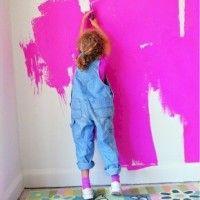 pitturare cameretta neonato e ragazzi: colori pareti idee e consigli