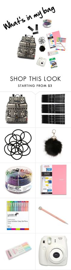 """""""Untitled #20"""" by mia-tox ❤ liked on Polyvore featuring UNIONBAY, Monki, Clips, Yoobi, Harrods, Fujifilm and Fuji"""