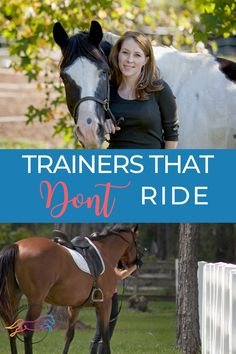 Are you concerned about taking riding lessons from an instructor that does not ride? You may be surprised how beneficial riding lessons can be when your instructor no longer rides. Ugly Faces, Riding Lessons, Hunter Jumper, Busy At Work, Show Horses, Big Picture, Horseback Riding, Trainers, Pony