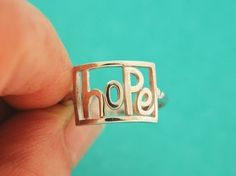 i want a hope ring!