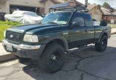 Ford Ranger Edge, Ranger 4x4, Old Fords, Hunting Dogs, Ford Trucks, Jeeps, Tiny Houses, Cars And Motorcycles, Offroad