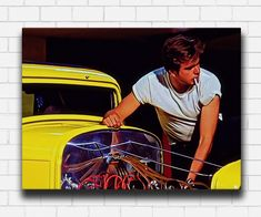 American Graffiti Milner Canvas Sets – Radical Ave