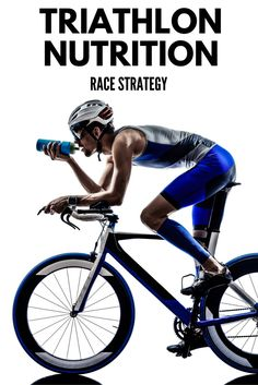 """Finding the right nutrition strategy for you during a triathlon is like a science experiment - it takes trial + error. Here are some #TriDotTips on """"what"""" and """"when"""" you should nutrition during a triathlon:"""