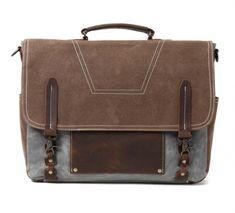 Canvas Messenger Bag (6)