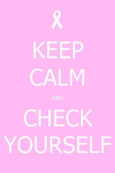 Women of all ages should know how their breasts normally look and feel. Study your breasts in the mirror form time to time. Knowing what is normal will help you find any new or unusual breast changes. See your doctor straight away if you notice any changes that are unusual for you. #ccnsw #PinkRibbonDay