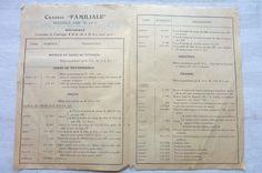 """10 cv Citroën Catalogue pièces Mécaniques Type """"Familiales """"B.14 G. 1928   Réf 4   Collections, Objets publicitaires, Publicités papier   eBay!"""