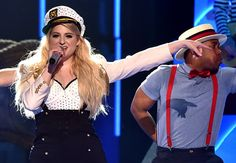 Meghan Trainor at the 2015 iHeartRadio Music Awards On NBC - Show
