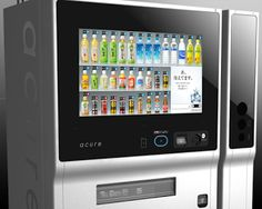 6 Creative Vending Machines that make you go WOW   Japan is home to about 5.5 million vending machines. These vending machines not only sell cold beverages but offer a range of hot beverages hot soup instant noodles ice-cream newspapers paperback books shrine charms fruits etc. Lately Japan has implemented intelligent vending machines that personalize product recommendation based on a customer preference. Meet the Acurevending machine which can be found at train stations in Tokyo.  Image…