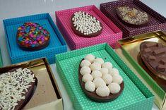 Ovos de Páscoa de Colher - Jessica Galiano