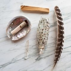 Clear the air. We have so many conversations and discussions over the course of a day. A ritual of smudging moves energy out, to allow for a new conversation. Our Smudge Essentials box makes is an ideal gesture of love, apology, beginning, or ending. Hindus, Sage Smudging, House Blessing, Bodhi Tree, Altar, Tree Box, North And South America, Crystal Healing, Shamanism