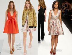 Kerry Washington In Stella McCartney – Project Runway Spring 2014 Fashion Show
