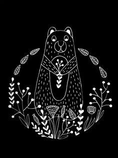 Animal series: Bear