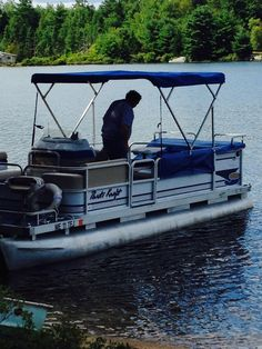 New bimini and weather covers