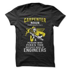 Carpenter Definition - On Sale