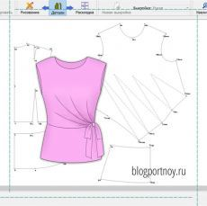 Pdf Sewing Patterns Dress Patterns Sewing Clothes Diy Clothes Pattern Drafting Pattern Making Sewing Techniques Dressmaking Pattern Design Blouse Patterns, Clothing Patterns, Blouse Designs, Sewing Patterns, Skirt Patterns, Coat Patterns, Sewing Blouses, Diy Kleidung, Dress Making Patterns