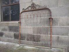 Captivating Antique Garden Gate