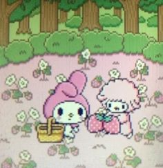 Sanrio Characters, Photo Wall Collage, My Melody, Indie Kids, Cute Icons, Aesthetic Pictures, Alter, Aesthetic Anime, Cute Wallpapers