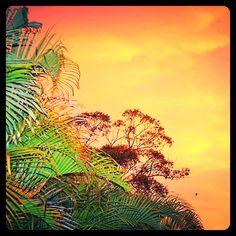 Gold Coast skies after the storm - Hina David-Tahiri Photograpjy