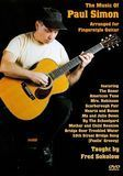Fred Sokolow: The Music of Paul Simon Arranged for Fingerstyle Guitar [DVD] [2004], 15360892