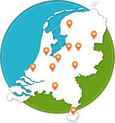 HollandseKids voor alle kinderactiviteiten, dagje uit met kinderen en kinderfeestjes bij jou in de buurt