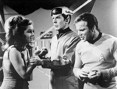Leonard Nimoy William Shatner Spock's Brain Star Trek 1968 - Star Trek: The Original Series - Wikipedia, the free encyclopedia