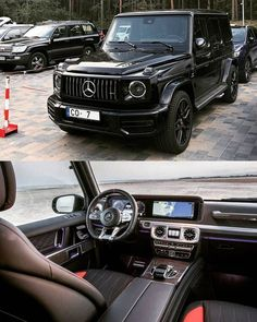 New Cars Mercedes Benz Black G Wagon Ideas Mercedes Benz Suv, Mercedes G Wagon, Black G Wagon, G Wagon Amg, G 63 Amg, Mercedez Benz, Lux Cars, Maserati, Mazda