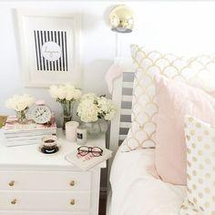 Love color: decoración en dorado | Decorar tu casa es facilisimo.com