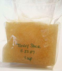 Pre-freeze liquids in open FoodSaver bags THEN vacuum pack & seal!!