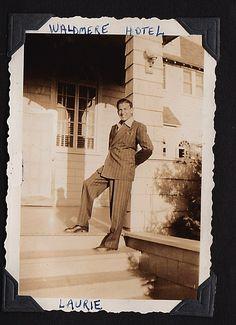 Larry Waldemere Hotel, 1939