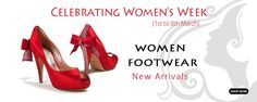 New Arrival!!   #Footwear #DeliveringTrust #OnlineShopping   http://www.shoppemall.com/womenscorner/footwear?brand=AMICASLEXIA