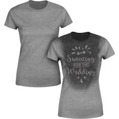Sweat revealing shirts for women by Actizio will become the new favorite gym & workout accessories. You can find the original women's sweat revealing shirts, tank tops & other workout apparel in Actizio shop! Gym Shirts, Shirts For Girls, Workout Tops, Workout Shirts, Gym Workouts Women, Ladies Workout, Sport T-shirts, Funny T Shirt Sayings, Textiles