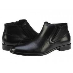Ghete elegante barbati Eldemas black Chelsea Boots, Ankle, Shoes, Fashion, Moda, Zapatos, Wall Plug, Shoes Outlet, Fashion Styles