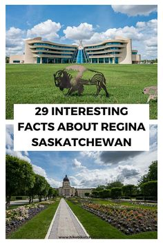Here are 29 fun and interesting facts about Regina, Saskatchewan - covering everything from weather to people to the Wascana Centre & Hotel Saskatchewan. Visit Canada, Newfoundland And Labrador, Prince Edward Island, New Brunswick, Quebec City, Canada Travel, Interesting Facts, Outdoor Activities, Kayaking