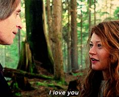 Rumpelstiltskin and Belle - best love story in Once Upon a Time!!