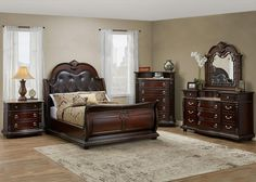B175 Queen Bedroom Set Signature Design by Ashley Furniture