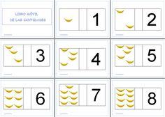El libro movil de las cantidades cuaderno manipulativo EDITABLE