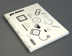 次の @Behance プロジェクトを見る : 「Jot Down nº3, Contemporary Culture Mag」 https://www.behance.net/gallery/8026777/Jot-Down-n3-Contemporary-Culture-Mag