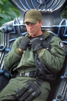 An Announcement from Stargate Command Best Sci Fi Series, Best Sci Fi Shows, Great Tv Shows, Michael Shanks, Macgyver Richard Dean Anderson, Good Morning Ladies, Stargate Universe, The Right Stuff, Stargate Atlantis