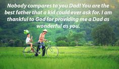 Happy Father's Day 2017 Messages