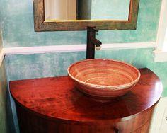 Great sink. Weston Design, South Burlington, Vt.