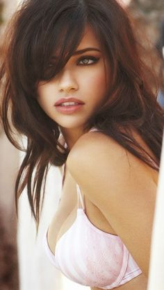 ADRIANA LIMA WHEN SHE WAS YOUNG WALLPAPER Adriana Lima Fashion Model of Victoria's Secret Adriana Lima is a Brazilian model and actress who is best known as a Victoria's Secret Angel since 2000, and as a spokesmodel for Maybelline cosmetics from 2003 to 2009. Wikipedia Born: June 12, 1981 (age 33), Salvador, Bahia Height: 1.78 m Full name: Adriana Francesca Lima Spouse: Marko Jarić (m. 2009) : Divorced Children: Valentina Lima Jarić, Sienna Lima Jarić Parents: Maria da Graça Lima, Nelson Tor...
