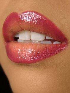 #ombre lips, I'm loving this particular one