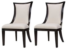 Parisian Dining Side Chair, Pair | A Fancy Fete | One Kings Lane