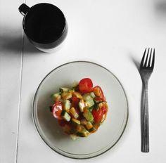 Salaatti iltapala