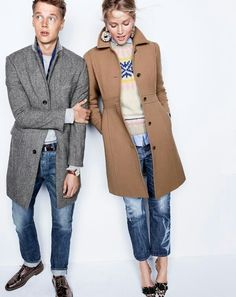 1920s Fashion Women, Womens Fashion Stores, Fashion 101, J Crew Style, My Style, J Crew Looks, J Crew Catalog, Vogue, Casual Chic