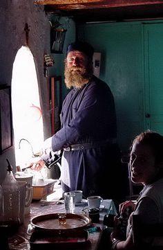 Making Raki in Amorgos