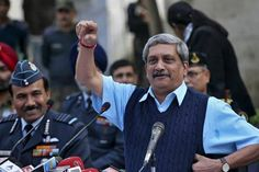 Goa's soon to be chief minister Manohar Parrikar will contest from the Mapusa seat, which